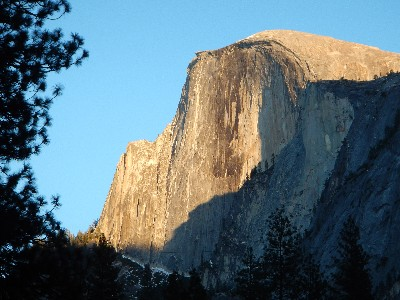 Joe P Johanson Half Dome