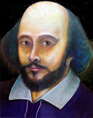 Portrait of William Shakespear