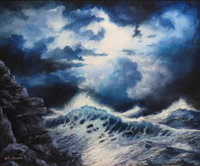 John Cocoris SEA STORM