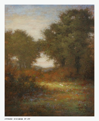 Johnathan Roy Newton Landscape