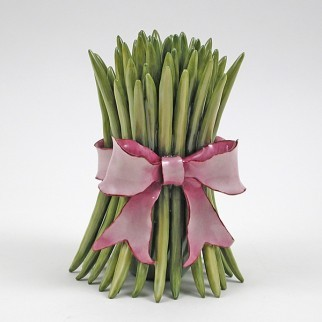 Bouquet of Beans w/French Ribbon