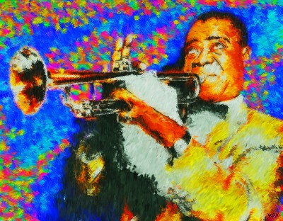 Louis Pops Armstrong