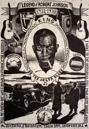 The Legend of Robert Johnson