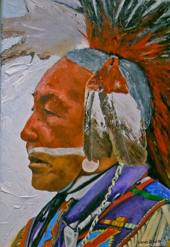 Blackfeet Elder