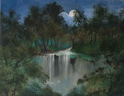 Louis E. Crosby Jungle Night