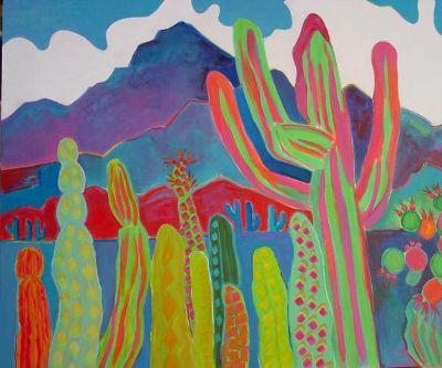 Love Thy Saguaros