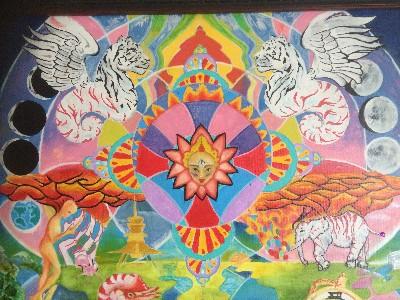 Mandala of the West