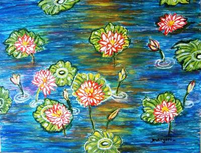 Lotus Pond II