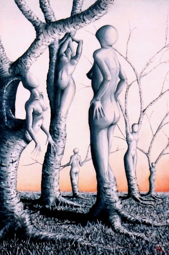 Le vergini simbionti