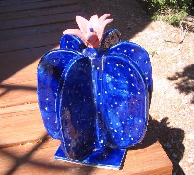 Cobalt Cactus