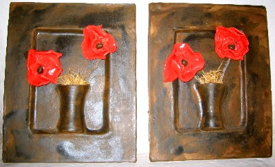 Marilyn McEvoy His & Her Flowers