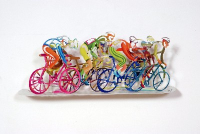 The Bicycle Riders