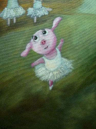 Pigglet - Dancingschool