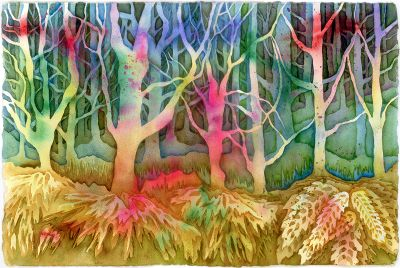 Nancy Tydings Bullough Hidden Forest