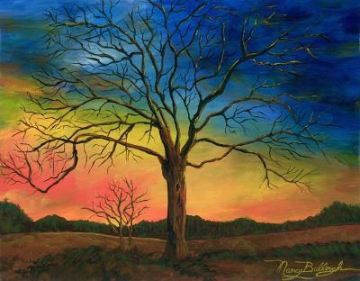 Nancy Tydings Bullough Stormy Sunset