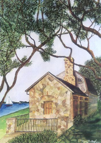 Nancy Tydings Bullough Stone House
