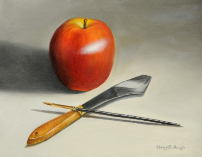 Nancy Tydings Bullough An Artist's Snack