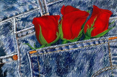 Nancy Tydings Bullough Pocket Full of Roses