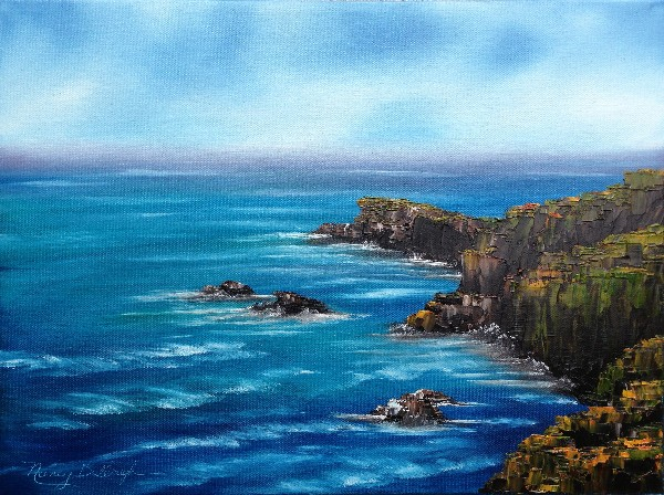 Nancy Tydings Bullough Rugged Coast