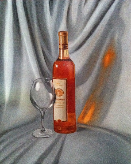 Nancy Tydings Bullough Beringers Wine