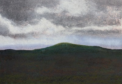 P Noel Smith Winter Hill from White Coppice