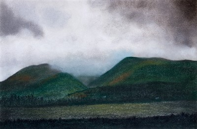 P Noel Smith Storm over the Lakes