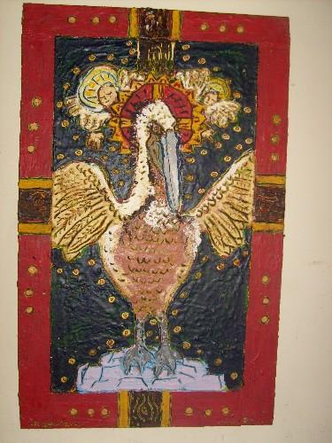 Pelican Christ