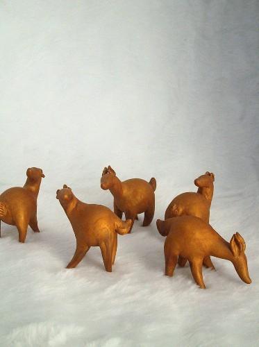 Patricia Kramer deer