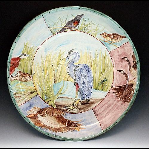 Blue Heron/Wetland Birds