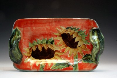 Sunflower Small Tray