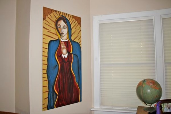 Penni Goode Evans Our Lady of Guadalupe