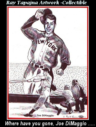 Joe DiMaggio, Yankee Clipper