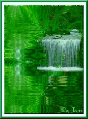 Healing in Green Waters