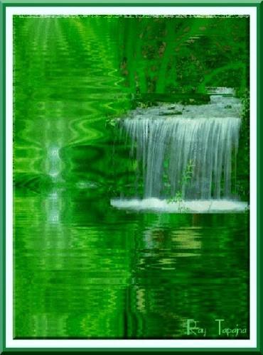 Healing in Green Waters