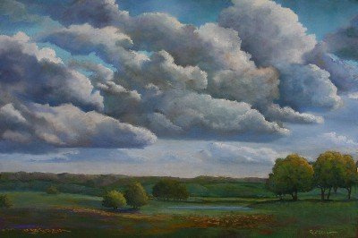 Regina Burchett Chaparral Skies