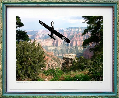 Quick Response Squadron: Vlad at the Grand Canyon