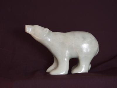 Richard Forrest Flager Polar Bear