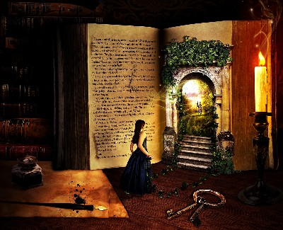 Lure of a Book