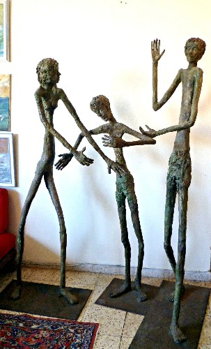 Ruth Peled-Ney 3 Figures