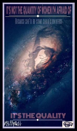 A Woman's Universe