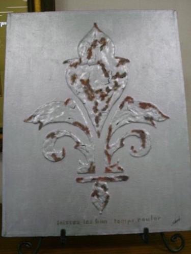 Rusted Tin Fleur