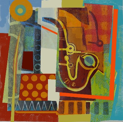 Shivan Simone JAZZ ABSTRACT