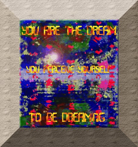 YOu Are tHe dREAM