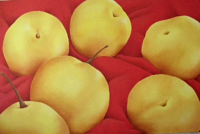 Terri Meyers Asian Pears