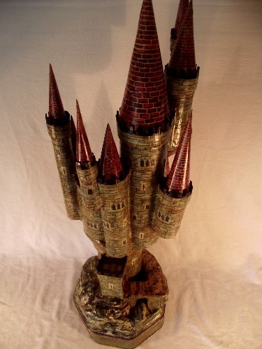 Fantasy Tower Fairy Castle