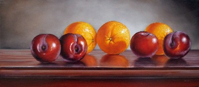Oranges and Plums