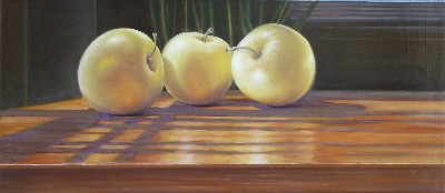 Thomas Hemlock Yellow Apples