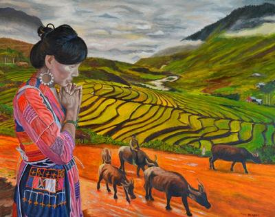 Thu Nguyen Mother's Land