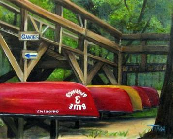 Canoes - Blue Springs
