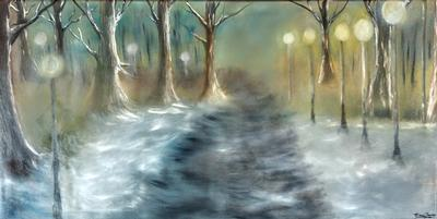 Tracy Tomko The walk